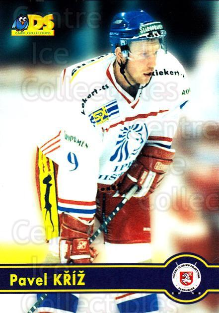 1998-99 Czech DS #51 Pavel Kriz<br/>9 In Stock - $2.00 each - <a href=https://centericecollectibles.foxycart.com/cart?name=1998-99%20Czech%20DS%20%2351%20Pavel%20Kriz...&quantity_max=9&price=$2.00&code=67426 class=foxycart> Buy it now! </a>