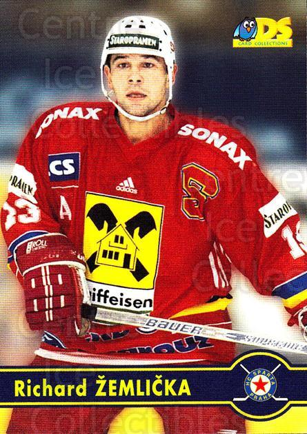 1998-99 Czech DS #92 Richard Zemlicka<br/>6 In Stock - $2.00 each - <a href=https://centericecollectibles.foxycart.com/cart?name=1998-99%20Czech%20DS%20%2392%20Richard%20Zemlick...&quantity_max=6&price=$2.00&code=67464 class=foxycart> Buy it now! </a>