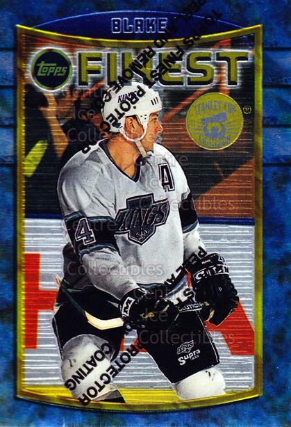 1994-95 Finest Super Team Winner Redeemed #45 Rob Blake<br/>13 In Stock - $2.00 each - <a href=https://centericecollectibles.foxycart.com/cart?name=1994-95%20Finest%20Super%20Team%20Winner%20Redeemed%20%2345%20Rob%20Blake...&quantity_max=13&price=$2.00&code=676 class=foxycart> Buy it now! </a>