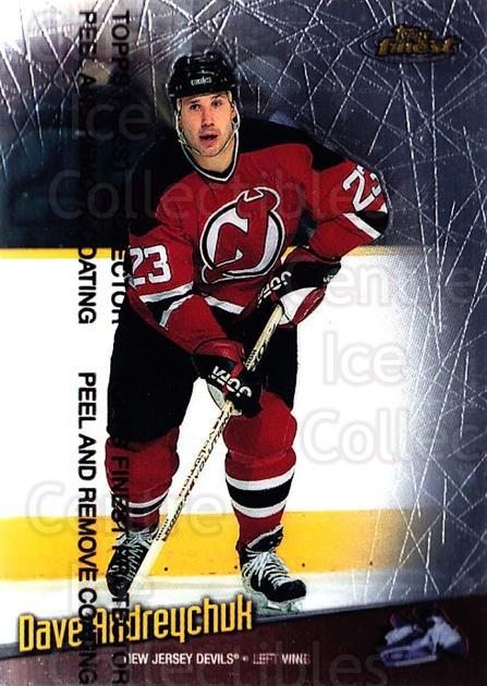 1998-99 Finest #11 Dave Andreychuk<br/>5 In Stock - $1.00 each - <a href=https://centericecollectibles.foxycart.com/cart?name=1998-99%20Finest%20%2311%20Dave%20Andreychuk...&quantity_max=5&price=$1.00&code=67768 class=foxycart> Buy it now! </a>