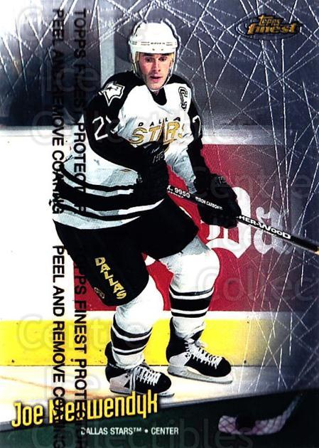 1998-99 Finest #112 Joe Nieuwendyk<br/>5 In Stock - $1.00 each - <a href=https://centericecollectibles.foxycart.com/cart?name=1998-99%20Finest%20%23112%20Joe%20Nieuwendyk...&quantity_max=5&price=$1.00&code=67771 class=foxycart> Buy it now! </a>