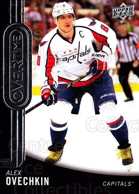 2014-15 Upper Deck Overtime #38 Alexander Ovechkin<br/>2 In Stock - $2.00 each - <a href=https://centericecollectibles.foxycart.com/cart?name=2014-15%20Upper%20Deck%20Overtime%20%2338%20Alexander%20Ovech...&price=$2.00&code=677828 class=foxycart> Buy it now! </a>