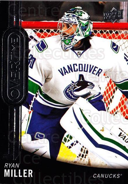 2014-15 Upper Deck Overtime #82 Ryan Miller<br/>1 In Stock - $2.00 each - <a href=https://centericecollectibles.foxycart.com/cart?name=2014-15%20Upper%20Deck%20Overtime%20%2382%20Ryan%20Miller...&quantity_max=1&price=$2.00&code=677872 class=foxycart> Buy it now! </a>