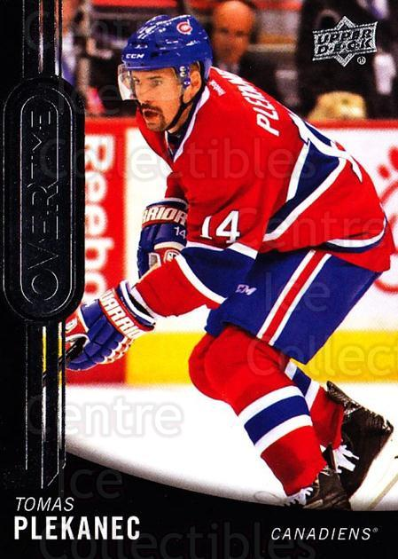 2014-15 Upper Deck Overtime #98 Tomas Plekanec<br/>1 In Stock - $2.00 each - <a href=https://centericecollectibles.foxycart.com/cart?name=2014-15%20Upper%20Deck%20Overtime%20%2398%20Tomas%20Plekanec...&quantity_max=1&price=$2.00&code=677888 class=foxycart> Buy it now! </a>