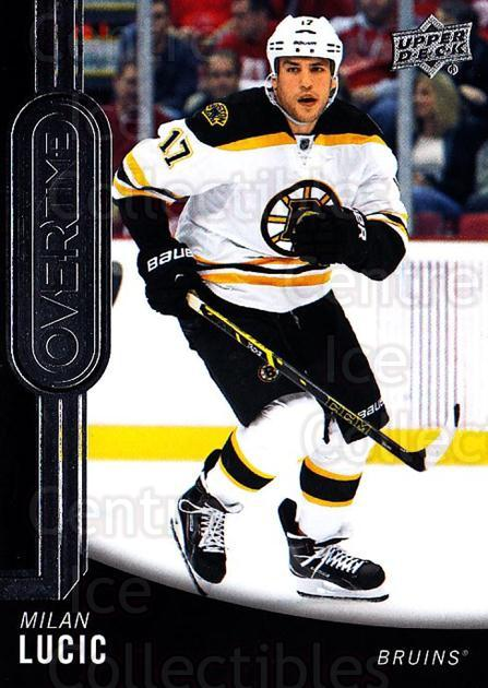 2014-15 Upper Deck Overtime #135 Milan Lucic<br/>1 In Stock - $2.00 each - <a href=https://centericecollectibles.foxycart.com/cart?name=2014-15%20Upper%20Deck%20Overtime%20%23135%20Milan%20Lucic...&quantity_max=1&price=$2.00&code=677925 class=foxycart> Buy it now! </a>