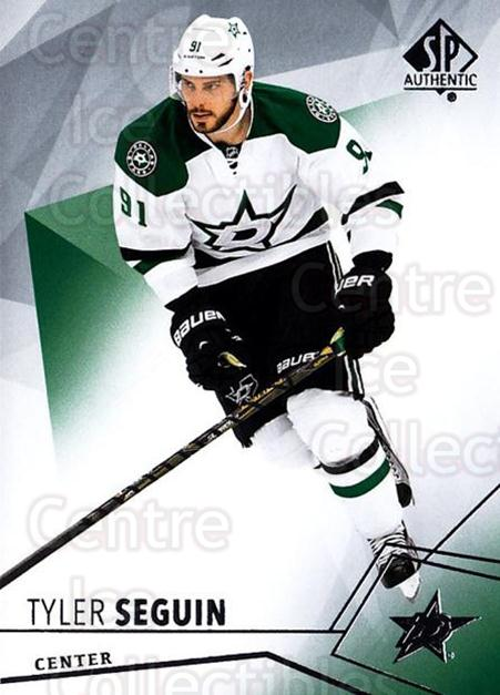 2015-16 SP Authentic #22 Tyler Seguin<br/>12 In Stock - $1.00 each - <a href=https://centericecollectibles.foxycart.com/cart?name=2015-16%20SP%20Authentic%20%2322%20Tyler%20Seguin...&quantity_max=12&price=$1.00&code=677992 class=foxycart> Buy it now! </a>