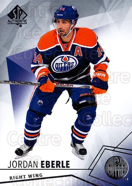 2015-16 SP Authentic #42 Jordan Eberle<br/>12 In Stock - $1.00 each - <a href=https://centericecollectibles.foxycart.com/cart?name=2015-16%20SP%20Authentic%20%2342%20Jordan%20Eberle...&quantity_max=12&price=$1.00&code=678012 class=foxycart> Buy it now! </a>
