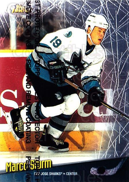 1998-99 Finest #147 Marco Sturm<br/>4 In Stock - $1.00 each - <a href=https://centericecollectibles.foxycart.com/cart?name=1998-99%20Finest%20%23147%20Marco%20Sturm...&quantity_max=4&price=$1.00&code=67808 class=foxycart> Buy it now! </a>