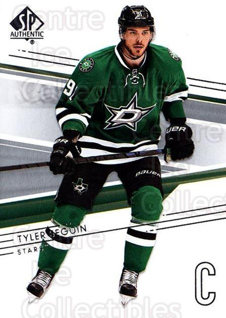 2014-15 SP Authentic #18 Tyler Seguin<br/>2 In Stock - $1.00 each - <a href=https://centericecollectibles.foxycart.com/cart?name=2014-15%20SP%20Authentic%20%2318%20Tyler%20Seguin...&quantity_max=2&price=$1.00&code=678273 class=foxycart> Buy it now! </a>