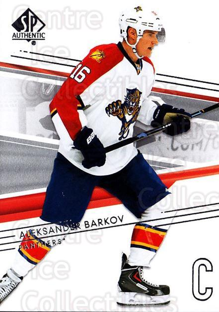 2014-15 SP Authentic #121 Aleksander Barkov<br/>2 In Stock - $1.00 each - <a href=https://centericecollectibles.foxycart.com/cart?name=2014-15%20SP%20Authentic%20%23121%20Aleksander%20Bark...&quantity_max=2&price=$1.00&code=678376 class=foxycart> Buy it now! </a>