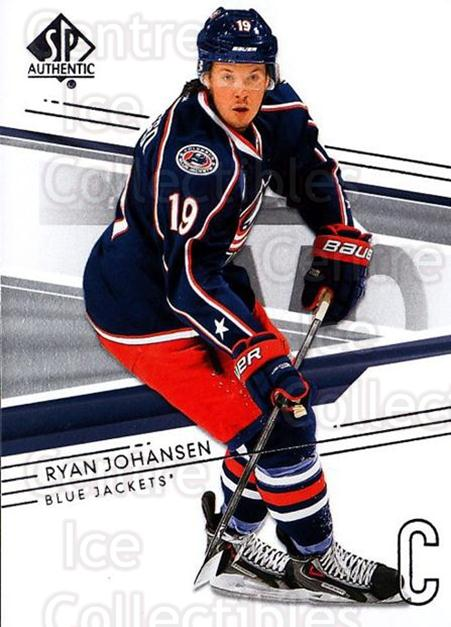 2014-15 SP Authentic #135 Ryan Johansen<br/>2 In Stock - $1.00 each - <a href=https://centericecollectibles.foxycart.com/cart?name=2014-15%20SP%20Authentic%20%23135%20Ryan%20Johansen...&quantity_max=2&price=$1.00&code=678390 class=foxycart> Buy it now! </a>