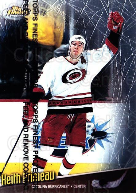 1998-99 Finest #42 Keith Primeau<br/>5 In Stock - $1.00 each - <a href=https://centericecollectibles.foxycart.com/cart?name=1998-99%20Finest%20%2342%20Keith%20Primeau...&quantity_max=5&price=$1.00&code=67841 class=foxycart> Buy it now! </a>