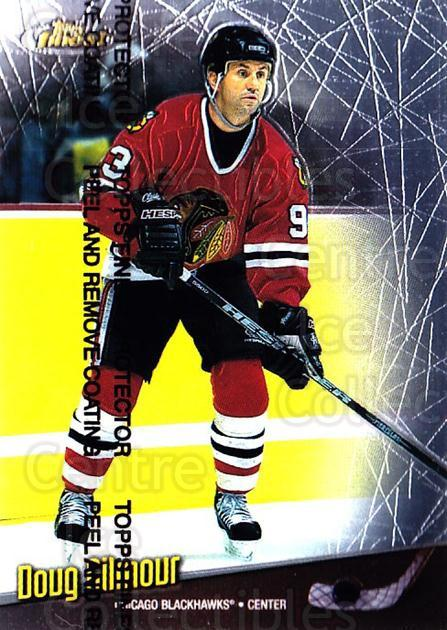 1998-99 Finest #54 Doug Gilmour<br/>4 In Stock - $1.00 each - <a href=https://centericecollectibles.foxycart.com/cart?name=1998-99%20Finest%20%2354%20Doug%20Gilmour...&quantity_max=4&price=$1.00&code=67854 class=foxycart> Buy it now! </a>