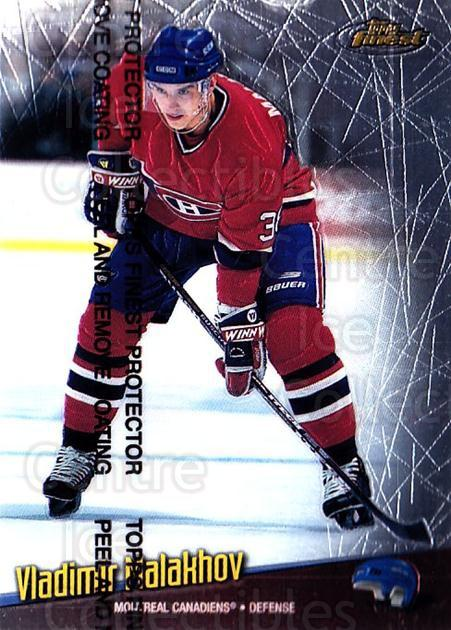 1998-99 Finest #57 Vladimir Malakhov<br/>5 In Stock - $1.00 each - <a href=https://centericecollectibles.foxycart.com/cart?name=1998-99%20Finest%20%2357%20Vladimir%20Malakh...&quantity_max=5&price=$1.00&code=67857 class=foxycart> Buy it now! </a>