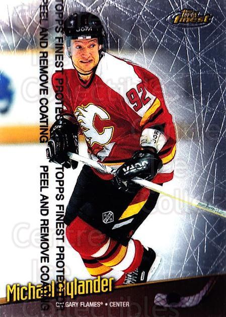 1998-99 Finest #63 Michael Nylander<br/>5 In Stock - $1.00 each - <a href=https://centericecollectibles.foxycart.com/cart?name=1998-99%20Finest%20%2363%20Michael%20Nylande...&quantity_max=5&price=$1.00&code=67863 class=foxycart> Buy it now! </a>