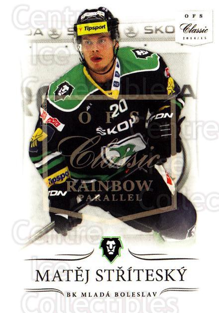 2014-15 Czech OFS Classic Rainbow #292 Matej Stritesky<br/>1 In Stock - $3.00 each - <a href=https://centericecollectibles.foxycart.com/cart?name=2014-15%20Czech%20OFS%20Classic%20Rainbow%20%23292%20Matej%20Stritesky...&quantity_max=1&price=$3.00&code=678867 class=foxycart> Buy it now! </a>