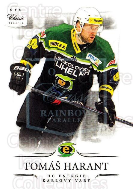 2014-15 Czech OFS Classic Rainbow #390 Tomas Harant<br/>1 In Stock - $3.00 each - <a href=https://centericecollectibles.foxycart.com/cart?name=2014-15%20Czech%20OFS%20Classic%20Rainbow%20%23390%20Tomas%20Harant...&quantity_max=1&price=$3.00&code=678965 class=foxycart> Buy it now! </a>