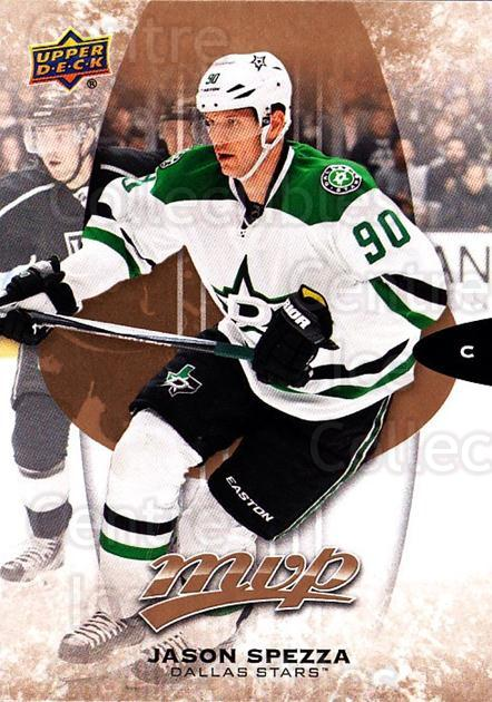 2016-17 Upper Deck MVP #18 Jason Spezza<br/>10 In Stock - $1.00 each - <a href=https://centericecollectibles.foxycart.com/cart?name=2016-17%20Upper%20Deck%20MVP%20%2318%20Jason%20Spezza...&quantity_max=10&price=$1.00&code=678993 class=foxycart> Buy it now! </a>