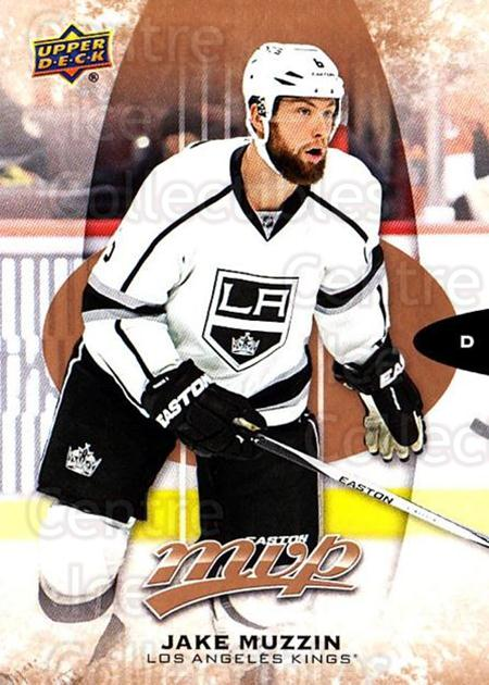 2016-17 Upper Deck MVP #29 Jake Muzzin<br/>6 In Stock - $1.00 each - <a href=https://centericecollectibles.foxycart.com/cart?name=2016-17%20Upper%20Deck%20MVP%20%2329%20Jake%20Muzzin...&quantity_max=6&price=$1.00&code=679004 class=foxycart> Buy it now! </a>