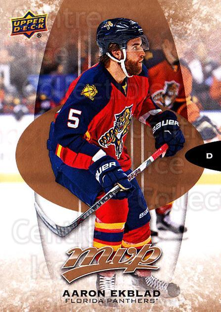 2016-17 Upper Deck MVP #49 Aaron Ekblad<br/>9 In Stock - $1.00 each - <a href=https://centericecollectibles.foxycart.com/cart?name=2016-17%20Upper%20Deck%20MVP%20%2349%20Aaron%20Ekblad...&quantity_max=9&price=$1.00&code=679024 class=foxycart> Buy it now! </a>