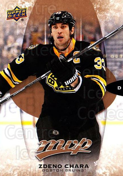 2016-17 Upper Deck MVP #52 Zdeno Chara<br/>9 In Stock - $1.00 each - <a href=https://centericecollectibles.foxycart.com/cart?name=2016-17%20Upper%20Deck%20MVP%20%2352%20Zdeno%20Chara...&quantity_max=9&price=$1.00&code=679027 class=foxycart> Buy it now! </a>