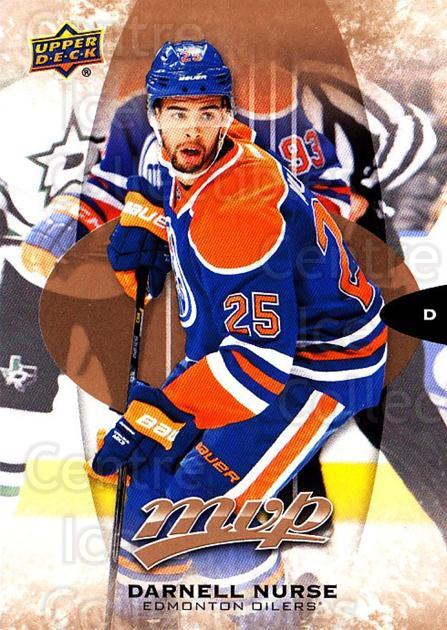 2016-17 Upper Deck MVP #53 Darnell Nurse<br/>1 In Stock - $1.00 each - <a href=https://centericecollectibles.foxycart.com/cart?name=2016-17%20Upper%20Deck%20MVP%20%2353%20Darnell%20Nurse...&quantity_max=1&price=$1.00&code=679028 class=foxycart> Buy it now! </a>