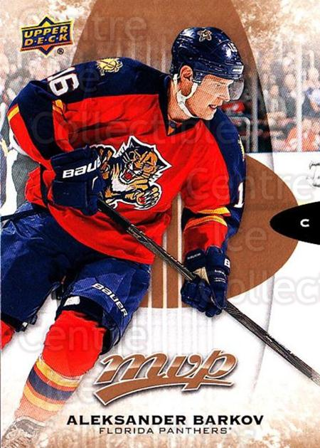 2016-17 Upper Deck MVP #65 Aleksander Barkov<br/>9 In Stock - $1.00 each - <a href=https://centericecollectibles.foxycart.com/cart?name=2016-17%20Upper%20Deck%20MVP%20%2365%20Aleksander%20Bark...&quantity_max=9&price=$1.00&code=679040 class=foxycart> Buy it now! </a>