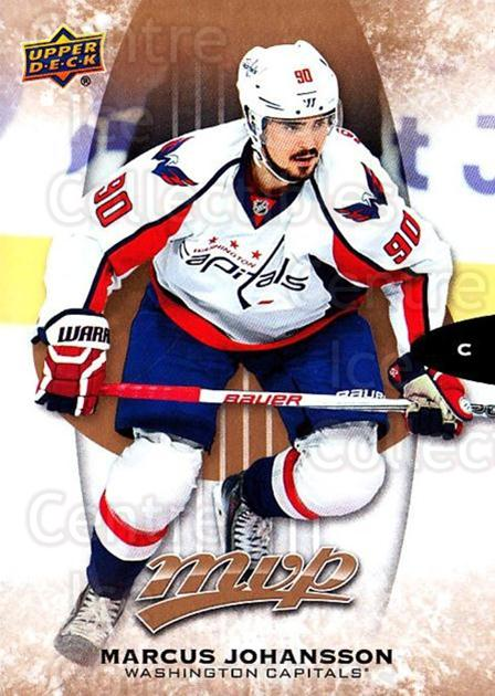 2016-17 Upper Deck MVP #91 Marcus Johansson<br/>10 In Stock - $1.00 each - <a href=https://centericecollectibles.foxycart.com/cart?name=2016-17%20Upper%20Deck%20MVP%20%2391%20Marcus%20Johansso...&quantity_max=10&price=$1.00&code=679066 class=foxycart> Buy it now! </a>