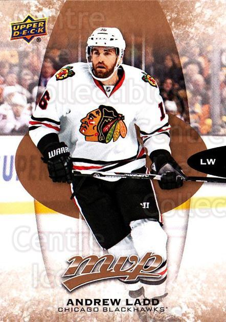 2016-17 Upper Deck MVP #96 Andrew Ladd<br/>10 In Stock - $1.00 each - <a href=https://centericecollectibles.foxycart.com/cart?name=2016-17%20Upper%20Deck%20MVP%20%2396%20Andrew%20Ladd...&quantity_max=10&price=$1.00&code=679071 class=foxycart> Buy it now! </a>