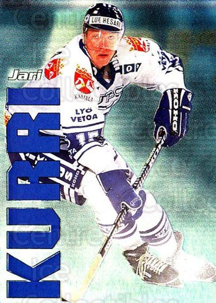 1998-99 Finnish Cardset Dream Team #1 Jari Kurri<br/>6 In Stock - $3.00 each - <a href=https://centericecollectibles.foxycart.com/cart?name=1998-99%20Finnish%20Cardset%20Dream%20Team%20%231%20Jari%20Kurri...&quantity_max=6&price=$3.00&code=67911 class=foxycart> Buy it now! </a>