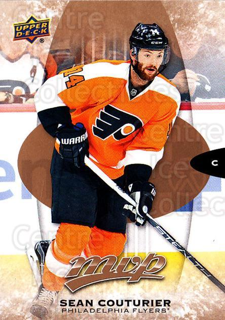 2016-17 Upper Deck MVP #146 Sean Couturier<br/>10 In Stock - $1.00 each - <a href=https://centericecollectibles.foxycart.com/cart?name=2016-17%20Upper%20Deck%20MVP%20%23146%20Sean%20Couturier...&quantity_max=10&price=$1.00&code=679121 class=foxycart> Buy it now! </a>