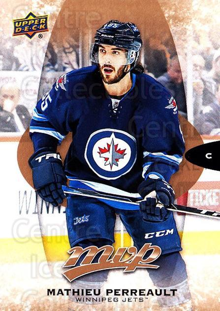 2016-17 Upper Deck MVP #151 Mathieu Perreault<br/>10 In Stock - $1.00 each - <a href=https://centericecollectibles.foxycart.com/cart?name=2016-17%20Upper%20Deck%20MVP%20%23151%20Mathieu%20Perreau...&quantity_max=10&price=$1.00&code=679126 class=foxycart> Buy it now! </a>