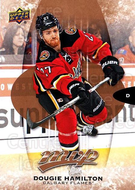2016-17 Upper Deck MVP #174 Dougie Hamilton<br/>9 In Stock - $1.00 each - <a href=https://centericecollectibles.foxycart.com/cart?name=2016-17%20Upper%20Deck%20MVP%20%23174%20Dougie%20Hamilton...&quantity_max=9&price=$1.00&code=679149 class=foxycart> Buy it now! </a>