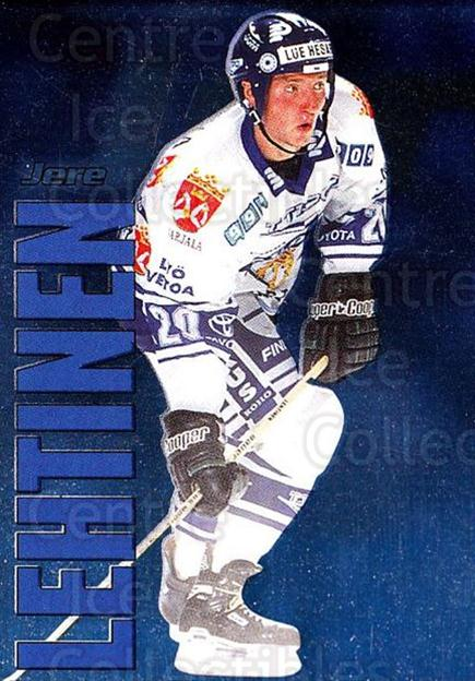 1998-99 Finnish Cardset Dream Team #5 Jere Lehtinen<br/>3 In Stock - $3.00 each - <a href=https://centericecollectibles.foxycart.com/cart?name=1998-99%20Finnish%20Cardset%20Dream%20Team%20%235%20Jere%20Lehtinen...&quantity_max=3&price=$3.00&code=67915 class=foxycart> Buy it now! </a>