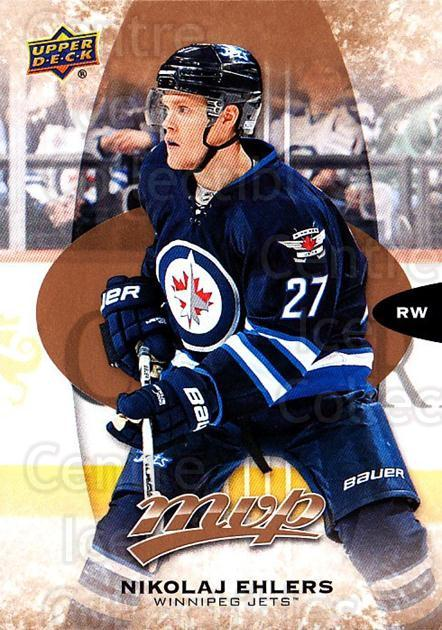 2016-17 Upper Deck MVP #192 Nikolaj Ehlers<br/>6 In Stock - $1.00 each - <a href=https://centericecollectibles.foxycart.com/cart?name=2016-17%20Upper%20Deck%20MVP%20%23192%20Nikolaj%20Ehlers...&quantity_max=6&price=$1.00&code=679167 class=foxycart> Buy it now! </a>