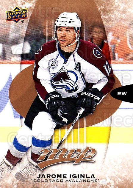 2016-17 Upper Deck MVP #197 Jarome Iginla<br/>10 In Stock - $1.00 each - <a href=https://centericecollectibles.foxycart.com/cart?name=2016-17%20Upper%20Deck%20MVP%20%23197%20Jarome%20Iginla...&quantity_max=10&price=$1.00&code=679172 class=foxycart> Buy it now! </a>