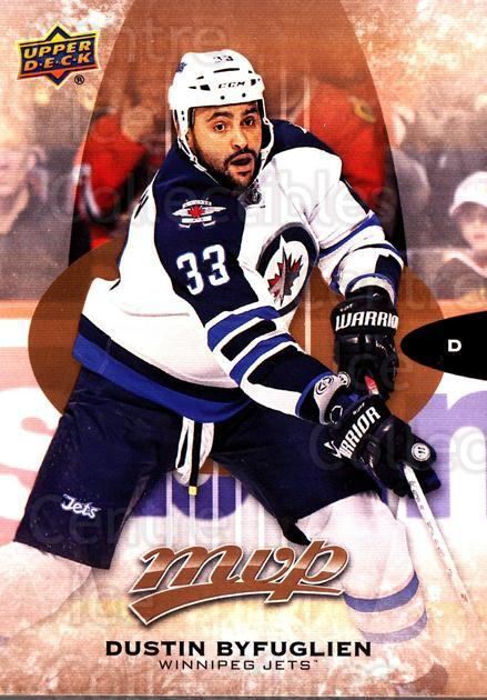 2016-17 Upper Deck MVP #212 Dustin Byfuglien<br/>1 In Stock - $3.00 each - <a href=https://centericecollectibles.foxycart.com/cart?name=2016-17%20Upper%20Deck%20MVP%20%23212%20Dustin%20Byfuglie...&quantity_max=1&price=$3.00&code=679187 class=foxycart> Buy it now! </a>