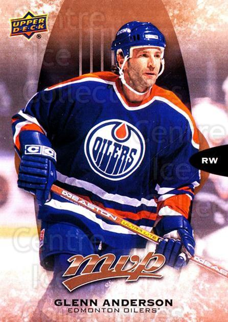 2016-17 Upper Deck MVP #273 Glenn Anderson<br/>1 In Stock - $3.00 each - <a href=https://centericecollectibles.foxycart.com/cart?name=2016-17%20Upper%20Deck%20MVP%20%23273%20Glenn%20Anderson...&quantity_max=1&price=$3.00&code=679248 class=foxycart> Buy it now! </a>