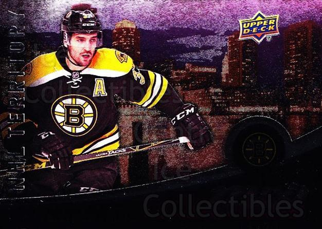 2016-17 Upper Deck MVP #303 Patrice Bergeron<br/>2 In Stock - $5.00 each - <a href=https://centericecollectibles.foxycart.com/cart?name=2016-17%20Upper%20Deck%20MVP%20%23303%20Patrice%20Bergero...&quantity_max=2&price=$5.00&code=679278 class=foxycart> Buy it now! </a>