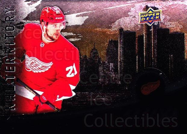 2016-17 Upper Deck MVP #311 Tomas Tatar<br/>2 In Stock - $3.00 each - <a href=https://centericecollectibles.foxycart.com/cart?name=2016-17%20Upper%20Deck%20MVP%20%23311%20Tomas%20Tatar...&quantity_max=2&price=$3.00&code=679286 class=foxycart> Buy it now! </a>