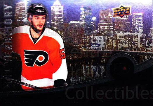 2016-17 Upper Deck MVP #322 Shayne Gostisbehere<br/>1 In Stock - $3.00 each - <a href=https://centericecollectibles.foxycart.com/cart?name=2016-17%20Upper%20Deck%20MVP%20%23322%20Shayne%20Gostisbe...&quantity_max=1&price=$3.00&code=679297 class=foxycart> Buy it now! </a>