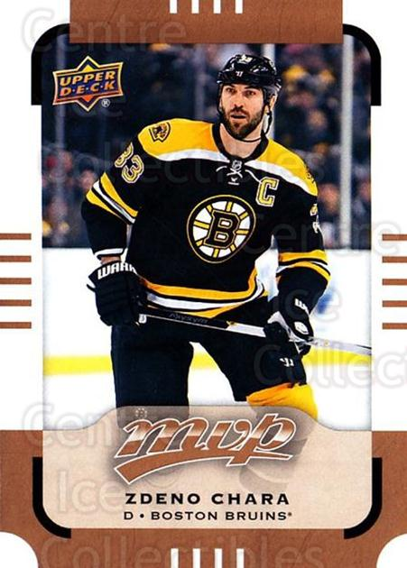 2015-16 Upper Deck MVP #25 Zdeno Chara<br/>12 In Stock - $1.00 each - <a href=https://centericecollectibles.foxycart.com/cart?name=2015-16%20Upper%20Deck%20MVP%20%2325%20Zdeno%20Chara...&quantity_max=12&price=$1.00&code=679360 class=foxycart> Buy it now! </a>