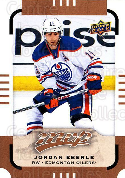 2015-16 Upper Deck MVP #72 Jordan Eberle<br/>12 In Stock - $1.00 each - <a href=https://centericecollectibles.foxycart.com/cart?name=2015-16%20Upper%20Deck%20MVP%20%2372%20Jordan%20Eberle...&quantity_max=12&price=$1.00&code=679407 class=foxycart> Buy it now! </a>