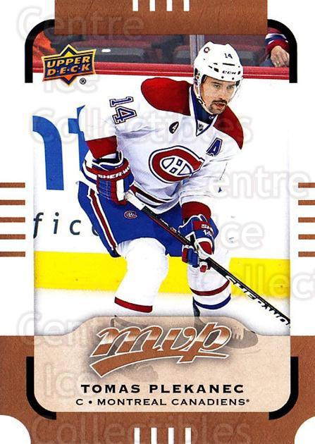2015-16 Upper Deck MVP #93 Tomas Plekanec<br/>12 In Stock - $1.00 each - <a href=https://centericecollectibles.foxycart.com/cart?name=2015-16%20Upper%20Deck%20MVP%20%2393%20Tomas%20Plekanec...&quantity_max=12&price=$1.00&code=679428 class=foxycart> Buy it now! </a>