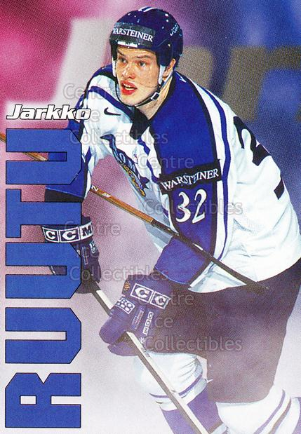 1998-99 Finnish Cardset Leijonat #40 Jarkko Ruutu<br/>5 In Stock - $3.00 each - <a href=https://centericecollectibles.foxycart.com/cart?name=1998-99%20Finnish%20Cardset%20Leijonat%20%2340%20Jarkko%20Ruutu...&quantity_max=5&price=$3.00&code=67949 class=foxycart> Buy it now! </a>