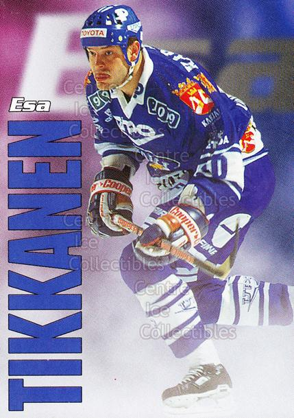 1998-99 Finnish Cardset Leijonat #43 Esa Tikkanen<br/>2 In Stock - $3.00 each - <a href=https://centericecollectibles.foxycart.com/cart?name=1998-99%20Finnish%20Cardset%20Leijonat%20%2343%20Esa%20Tikkanen...&quantity_max=2&price=$3.00&code=67952 class=foxycart> Buy it now! </a>