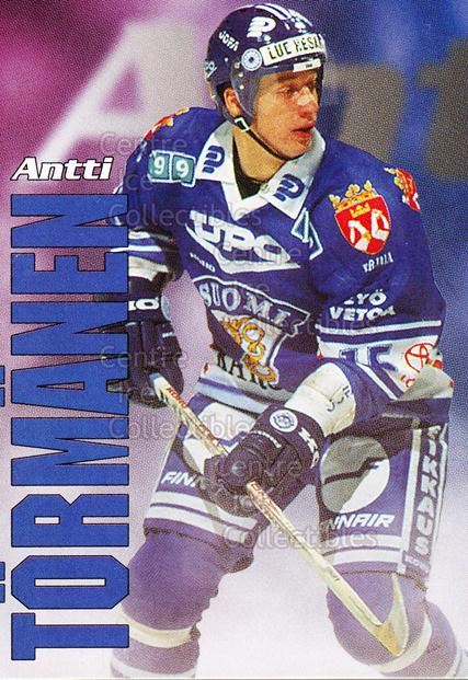 1998-99 Finnish Cardset Leijonat #45 Antti Tormanen<br/>11 In Stock - $3.00 each - <a href=https://centericecollectibles.foxycart.com/cart?name=1998-99%20Finnish%20Cardset%20Leijonat%20%2345%20Antti%20Tormanen...&quantity_max=11&price=$3.00&code=67954 class=foxycart> Buy it now! </a>