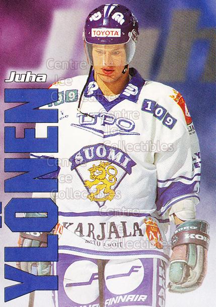 1998-99 Finnish Cardset Leijonat #47 Juha Ylonen<br/>7 In Stock - $3.00 each - <a href=https://centericecollectibles.foxycart.com/cart?name=1998-99%20Finnish%20Cardset%20Leijonat%20%2347%20Juha%20Ylonen...&quantity_max=7&price=$3.00&code=67956 class=foxycart> Buy it now! </a>