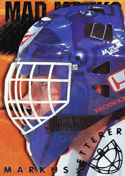 1998-99 Finnish Cardset Mad Masks #5 Markus Ketterer<br/>4 In Stock - $3.00 each - <a href=https://centericecollectibles.foxycart.com/cart?name=1998-99%20Finnish%20Cardset%20Mad%20Masks%20%235%20Markus%20Ketterer...&price=$3.00&code=67966 class=foxycart> Buy it now! </a>
