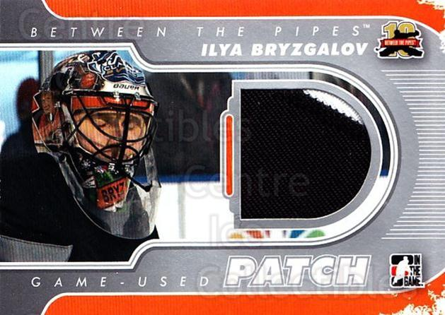 2011-12 Between The Pipes Patch #9 Ilya Bryzgalov<br/>1 In Stock - $15.00 each - <a href=https://centericecollectibles.foxycart.com/cart?name=2011-12%20Between%20The%20Pipes%20Patch%20%239%20Ilya%20Bryzgalov...&quantity_max=1&price=$15.00&code=679862 class=foxycart> Buy it now! </a>